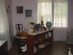 2009-09-10 Desk area