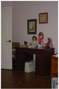 Aunt Lee's desk